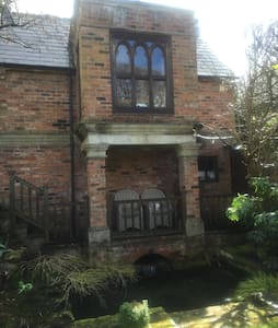 Lovely, central, private, light & airy annex - Knutsford - Apartament