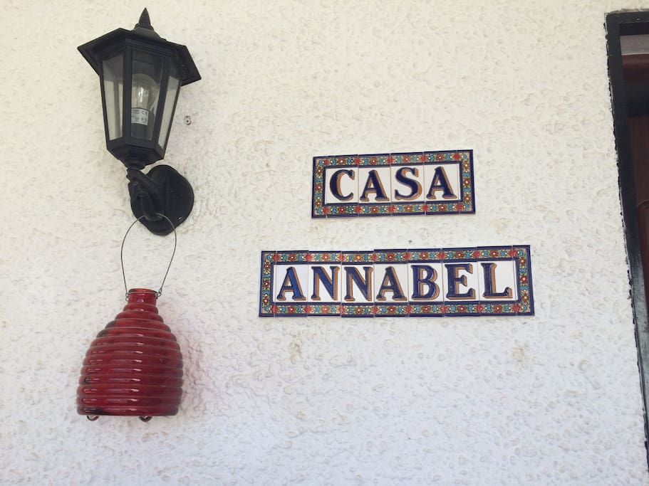 Welcome to Casa Annabel