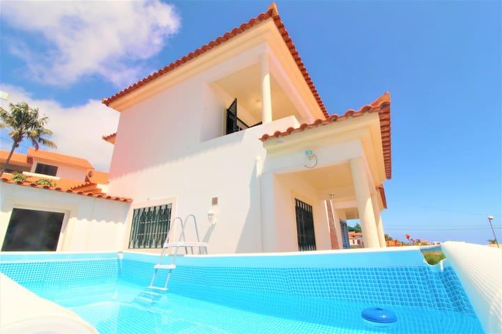 Villa Historical Bom Successo with Private pool