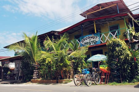 Coconut Hostel, Bocas del Toro - Szoba reggelivel