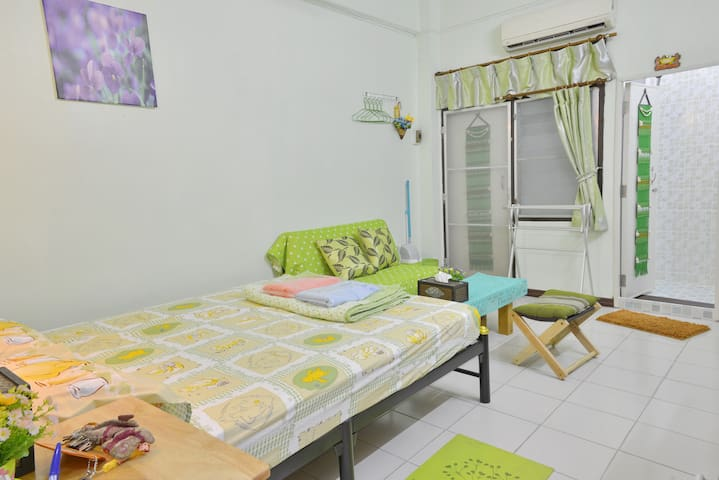 116 The Backpacker Stn in T.T. Apt. - Pak Kret - Apartamento