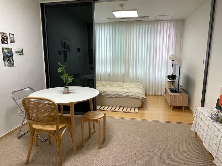 OPEN 광교중앙역5분 Gwang-gyo Central STN 5min Clean room