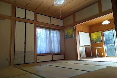 "【Farmer's hostel ""RAKUYA""】"