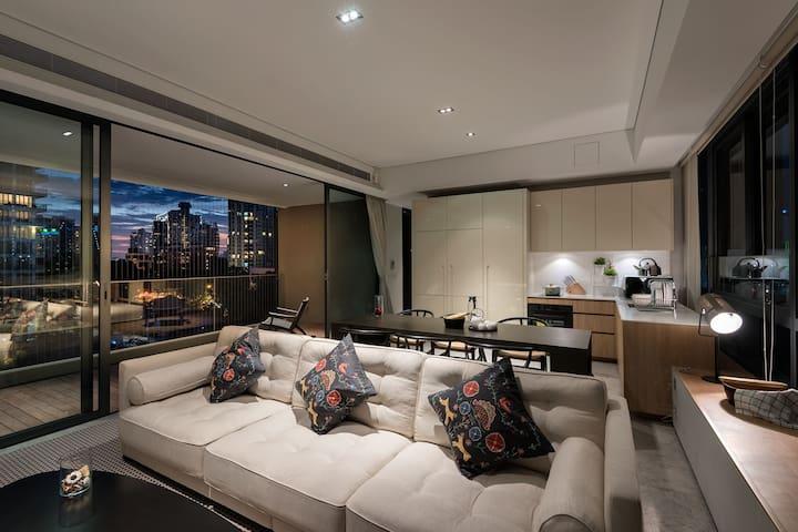 New 3 Bedroom Apartment on Orchard Road - Singapur