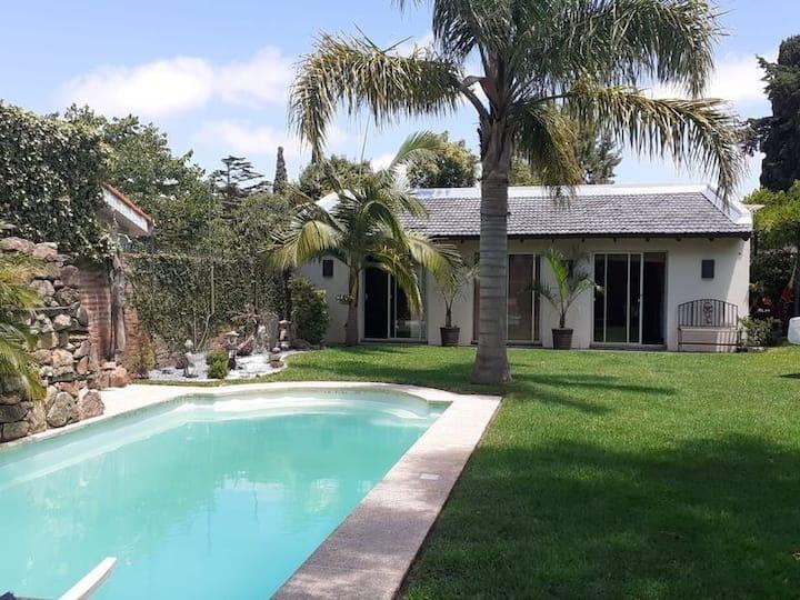 Habitaciòn en barbacoa , piscina,parrillero