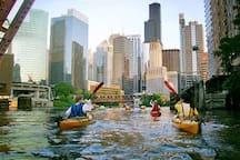 Chicago River Canoe & Kayak