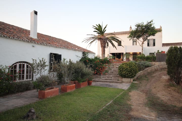 Big historic Finca, refurbished with pool - Mahon