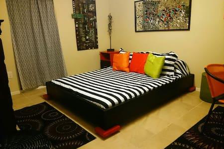 The Artist suite. - Casa
