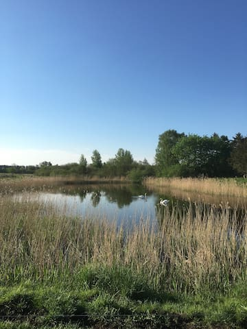 Ferie bolig på landet tæt på Hillerød