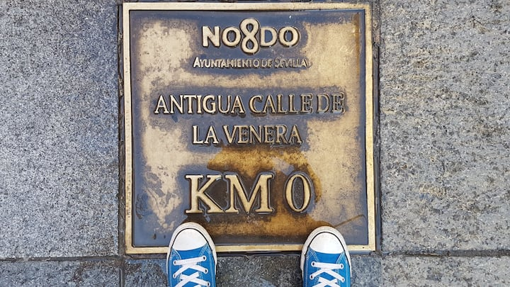 Loft in the historic city centre of Seville