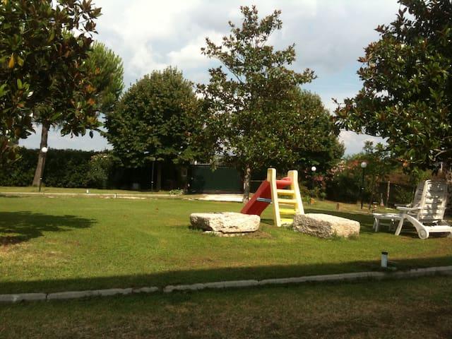 Silenzioso e comodissimo Roma nord - Civitella San Paolo - Huoneisto