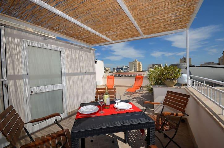 Terranova Appartamenti Attico - Trapani - Apartmen