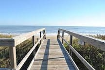 Outer Banks Boardwalk