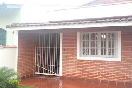 Casa Mongaguá - completa - até 7 pessoas.