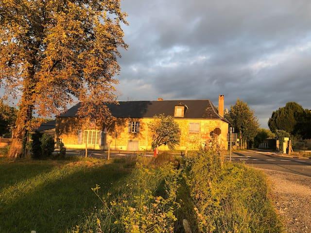 Maison Traditionnelle Périgourdine