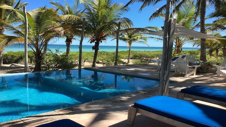 - MIRAMAR - beach front paradise