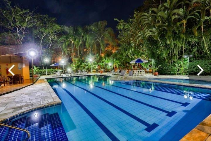 """""""Perfeito quarto, Hotel Amarilis em Riviera."""""""