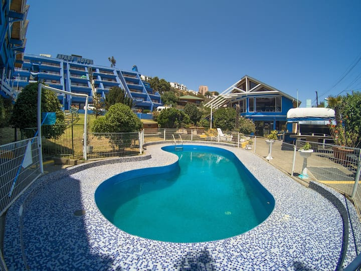 Blue Apart Hotel