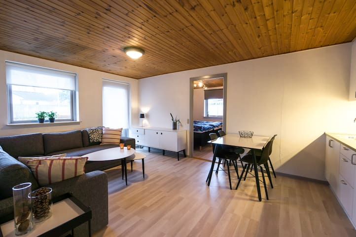 Guest apartment 4A quiet area 5 km to Odense C