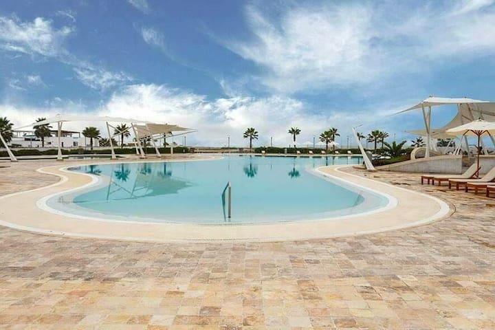 Casa de Playa en Asia Playa Coral km94 Beach House