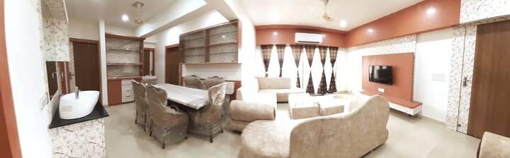 The Snooze- Mahaviram Apartment