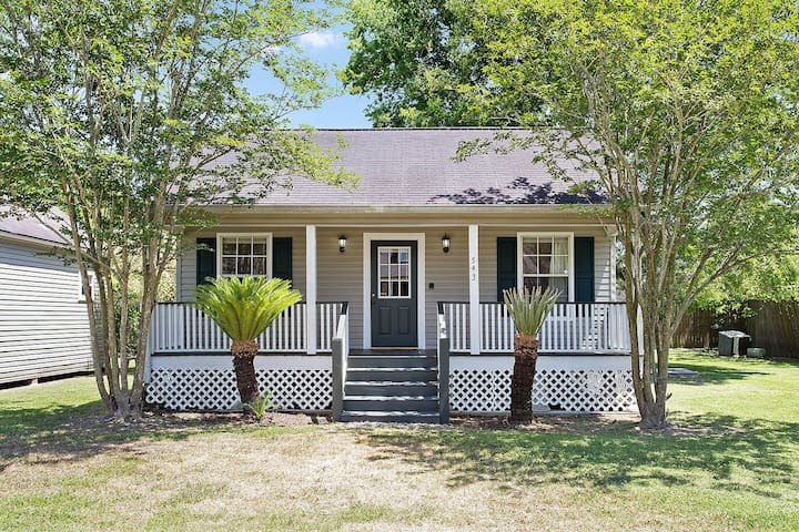 Delightful Acadian Style Cottage