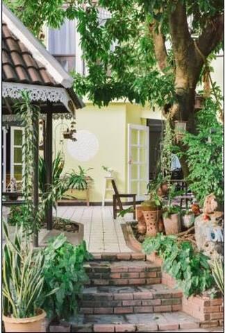 yellow house清迈古城别墅整租 - Chiang Mai - Villa