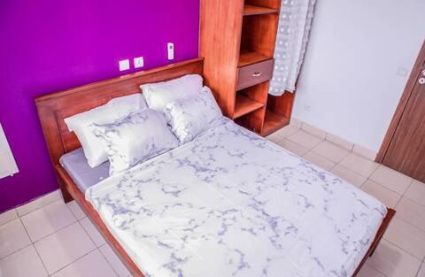 Bel Appart d'une chambre à LAGOONA CITY