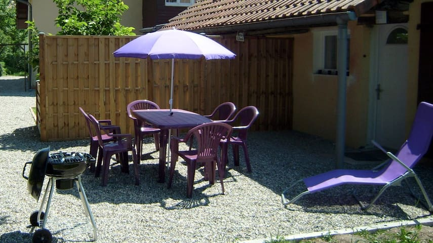 Gite Noléa 3 * à 40 kms de Strasbourg - Morsbronn-les-Bains - Hus