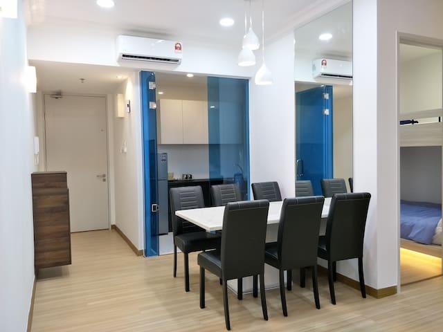 2bedroom/5guest/Swimming pool/New/Jonker St/Wifi