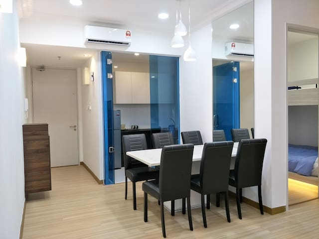 2bedroom/B/5guest/Swimming pool/New/Jonker St