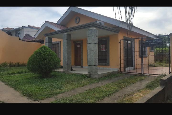 Casa de habitación en Leon Nicaragua