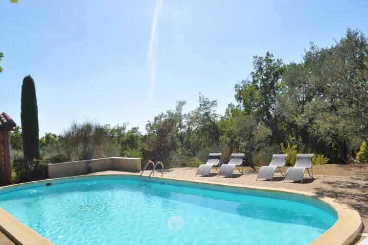 Villa Provençale de charme et de caractère - Riez - Huis