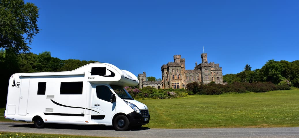 Six Berth Luxury Motorhome