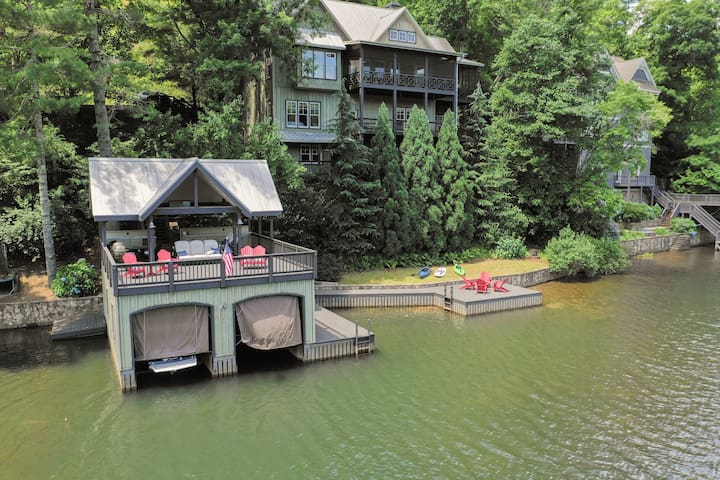 Gorgeous Lake Rabun Home Perfect for Guests