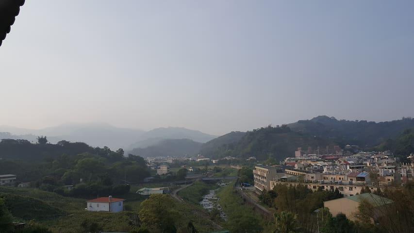 相約維多利亞民宿 - Dongshi District - Semesterboende