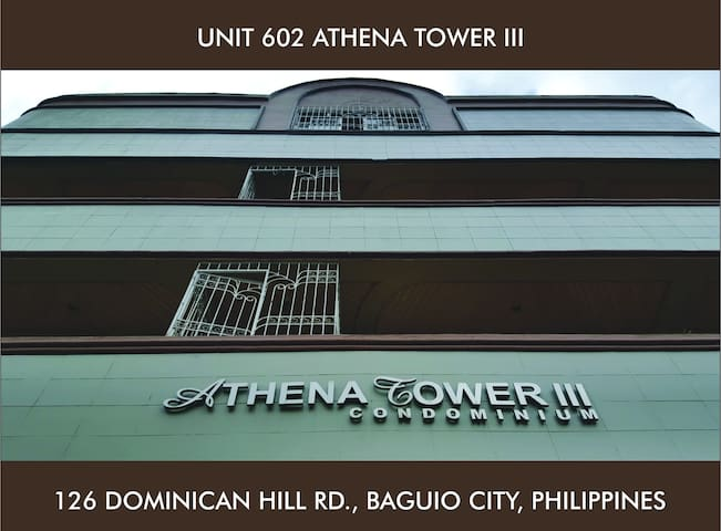 Condo at Athena Tower