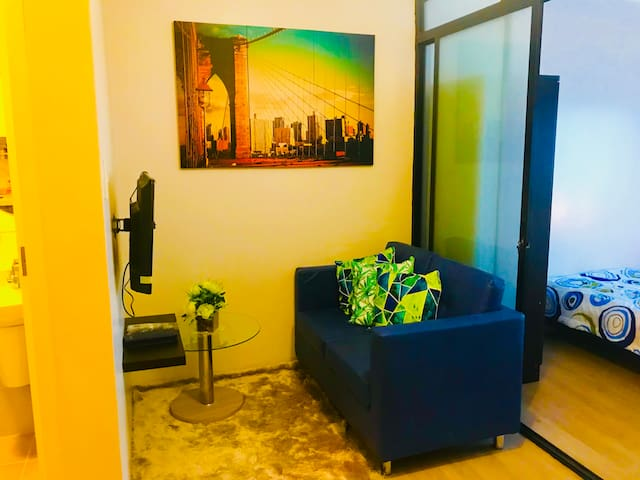 Fully furnished 1BR Condo Unit near Ateneo