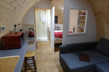 Glamping Pod @ Mosedale End Farm. - Mosedale