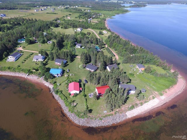 Our Tracadie and Winter Bays , Kayaking paradise !