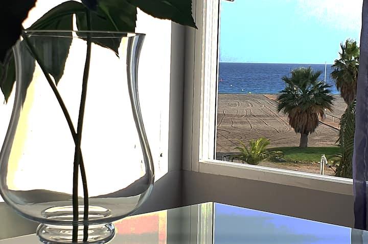 Motril, primera línea de playa.