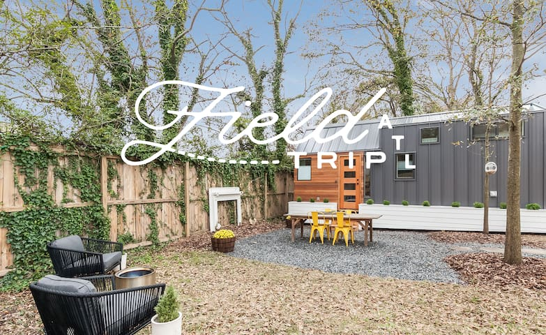 Unique Modern Tiny House 2BR/1BA