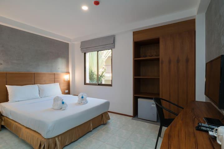 🌴Φ C Superior premium room Chill out pool/beach Φ