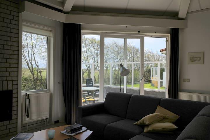 heerlijk huis met veel privacy