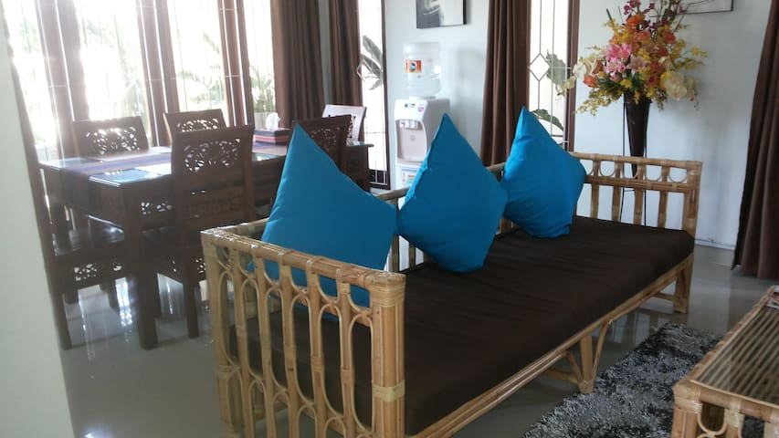3BR New House Yukita Jimbaran Bali - South Kuta - House