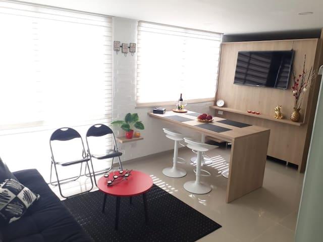 Apartamento en Medellín sector el poblado