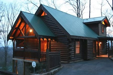 Tranquility Point, Gatlinburg, 2BR/2BA,Mnt Views - Gatlinburg
