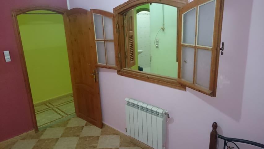 Chambre Calme  dans Une appartement de Rêve