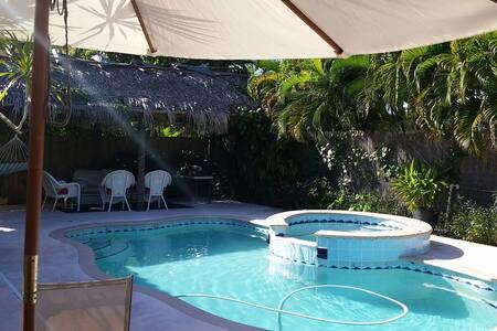 Tropical Cozy 3bdr/2bth Home - Cutler Bay - Rumah