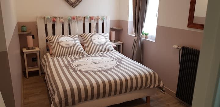 1 chambre cosy dans Jolie Fermette 5 km BERCK